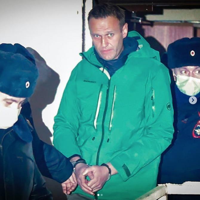 Aleksei Navalnîi, pe agenda videoconferinței celor trei șefi de stat  Sursă foto: Facebook Alexei Navalnîi