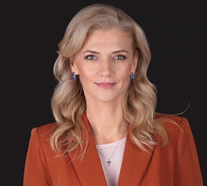 Alina Gorghiu: Guvernul nu s-a format pentru un singur om