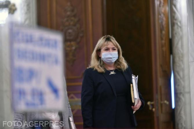 Anca Dragu, despre propunerea ca Alin Stoica să fie prefect: Fiecare partid şi-a făcut evaluarea