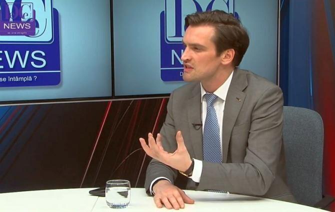 Andrei Baciu, secretar de stat în Ministerul Sănătății, vine la interviurile DC News și DC Medical