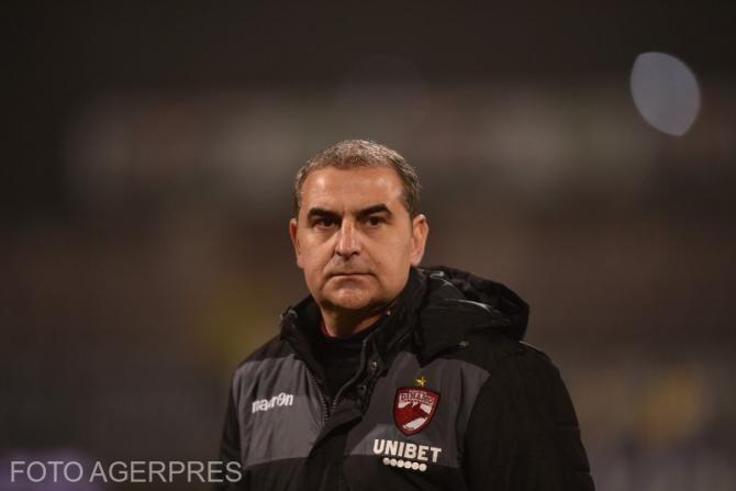 Antrenorul Ionel Gane a plecat de la Dinamo după înfrângerea cu FC Argeș: Am făcut tot ce am putut
