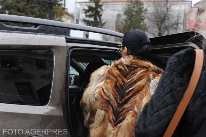 Beatrice Rancea, suspendată din funcție