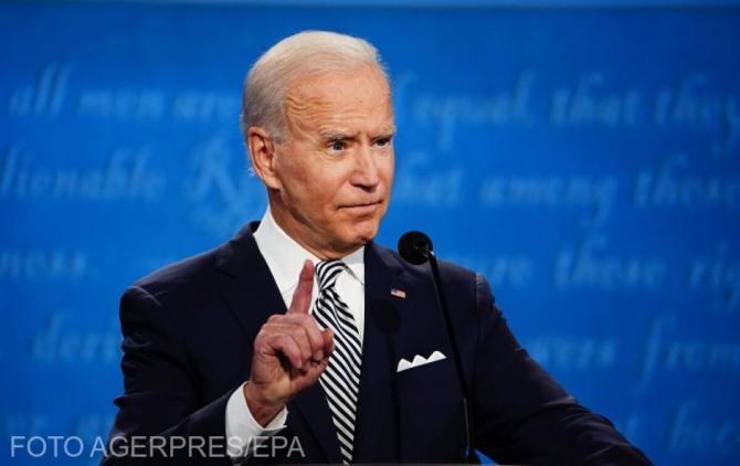 Joe Biden: Vladimir Putin va suporta consecințele pentru coordonarea acțiunilor Rusiei de amestec în alegerile prezidențiale americane