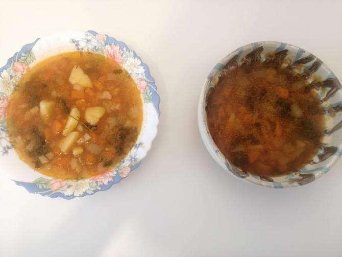 dietă cu ciorbă și supă