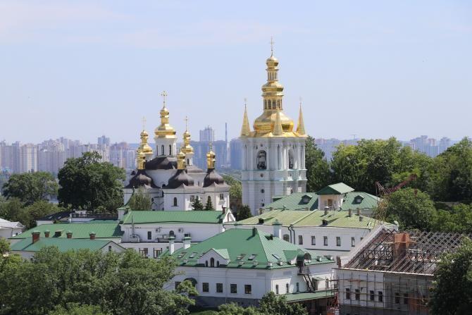 Clădirea Președinției Ucrainei a fost vandalizată   /   Foto cu caracter ilustrativ: Pixabay