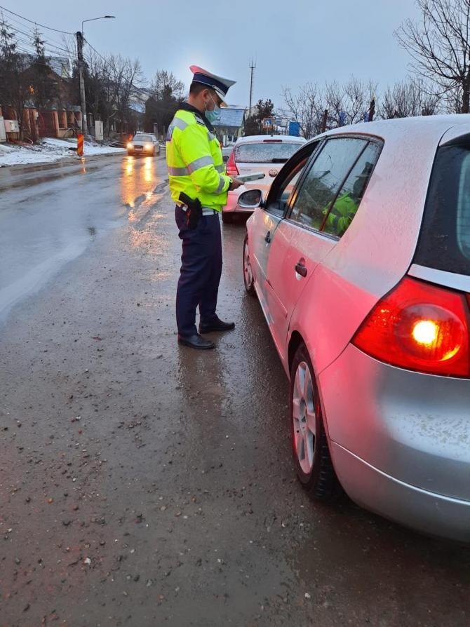 Foto cu caracter ilustrativ Facebook Poliția Română