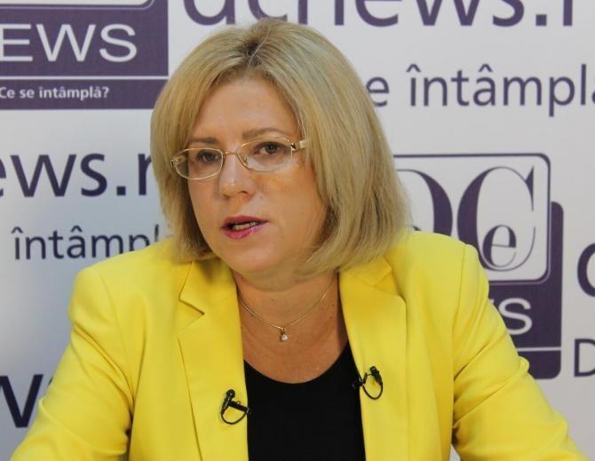 Decalaje între regiunile țării. Corina Crețu: Avem nevoie de un Minister al Coeziunii Sociale  /  Foto: Crișan Andreescu