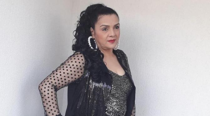 Cornelia Catanga a murit / Foto Instagram @corneliacatanga