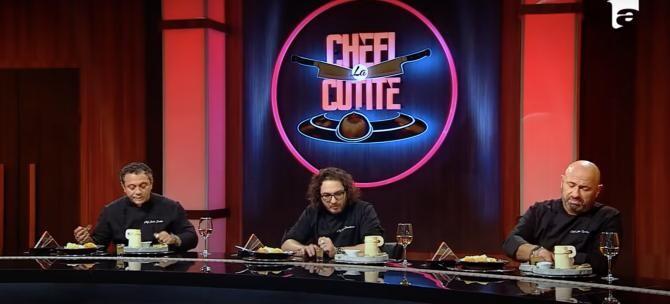 """captură video """"Chefi la cuțite"""""""