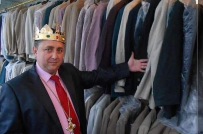 Sursă foto: Facebook Dan Stanescu Regele International al Rromilor