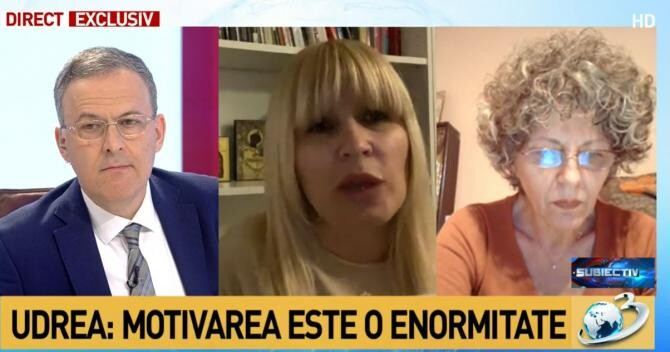 Elena Udrea / Captură Antena 3