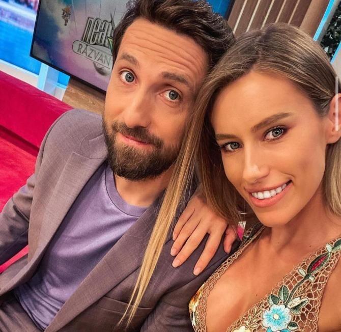 Dani Oțil și Gabriela Prisăcariu vor deveni părinți / Foto Instagram