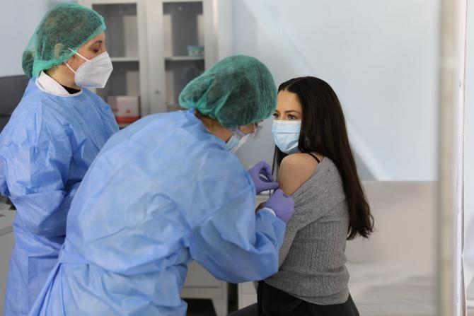 GDS - Bilanț coronavirus 22 martie. Numărul infectărilor în România. ALERTĂ în București cu rata de incidență!