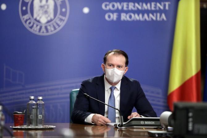 Premierul a participat la dezbaterea organizată de DC MEDIA GROUP. Sursa: Guvernul României