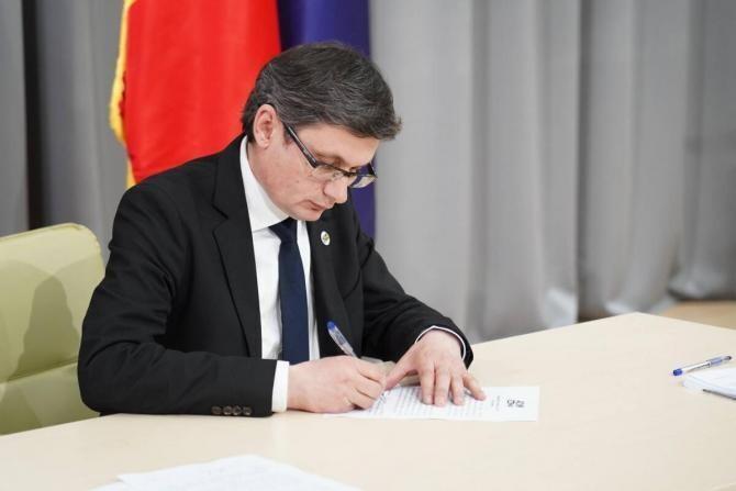 Guvernul Republicii Moldova. Ce listă de miniștri a depus Igor Grosu în Parlament  /  Sursă foto: Facebook Igor Grosu