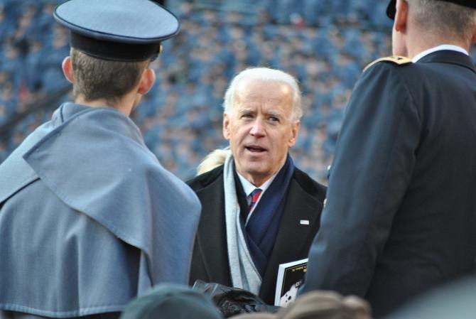 Joe Biden a uitat ce funcție are: Președintele Harris și cu mine ... / Sursă foto: Pixbay