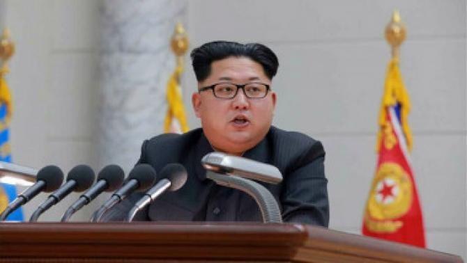 Kim Jong Un, liderul nord-coreean