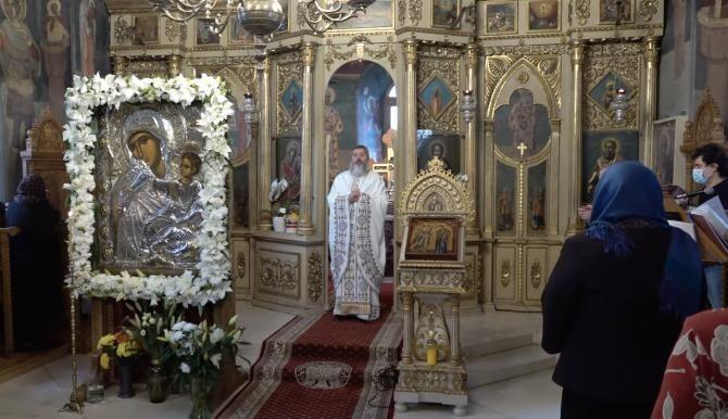 LIVE SFÂNTA LITURGHIE - Buna Vestire, 25 martie 2021 / Biserica Sfântul Nicolae Dintr-o Zi / video