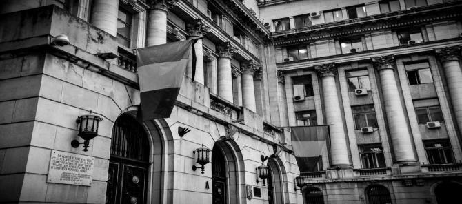 Luare de ostatici Onești / Foto: Facebook Ministerul Afacerilor Interne