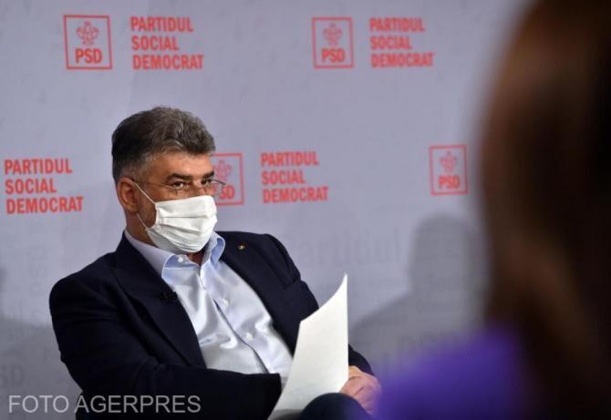 Marcel Ciolacu: Vom ataca la CCR proiectul privind desfiinţarea SIIJ