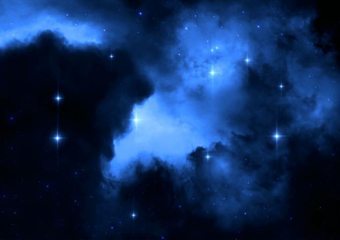 Marte și Pleiadele, surprinse la mică distanță pe cer / Foto cu caracter ilustrativ: Pixabay