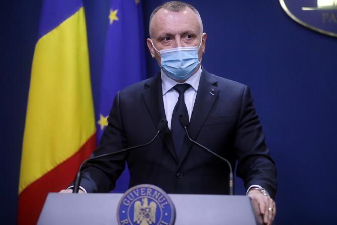 Ministrul Educației, Sorin Cîmpeanu / Foto: gov.ro