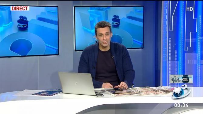 Mircea Badea, captură video