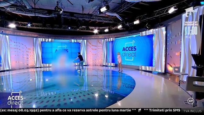 Sursa foto: Acces Direct - Antena 1