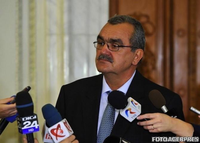 Miron Mitrea a pierdut procesul cu CJ Vrancea şi datorează administraţiei judeţene aproape 30.000 de lei