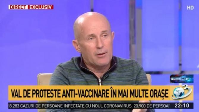 Mugur Mihăescu / Foto: Captură Antena3
