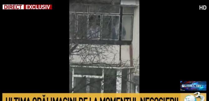 Caz Onești  / Captură Antena 3