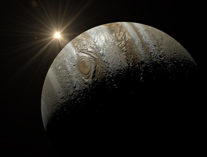 Nașterea misterioaselor aurore polare de pe Jupiter a fost observată pentru prima dată    /   Foto cu caracter ilustrativ: Pixabay