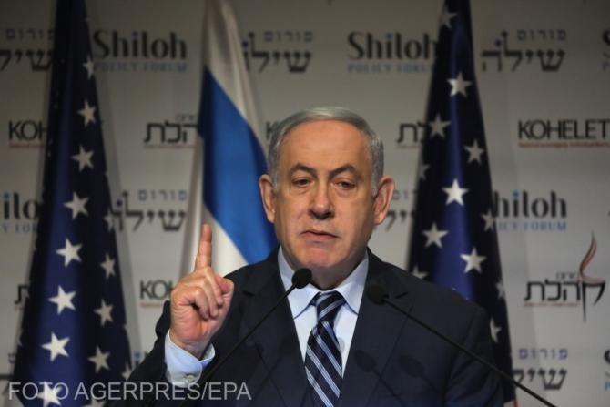 Netanyahu acuză Iranul după explozia unei nave israeliene