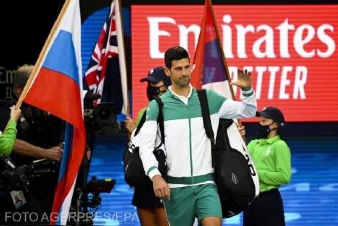 Djokovic a doborât recordul de săptămâni petrecute pe locul 1 ATP