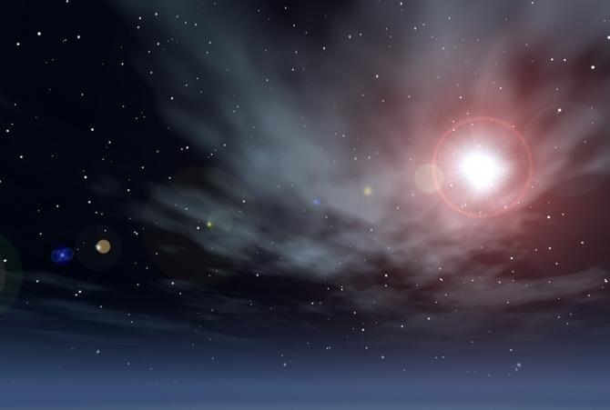 O stea din constelația Cassiopeia a explodat zilele trecute. Nova poate fi văzută în cursul nopții  /  Foto cu caracter ilustrativ: Pixabay