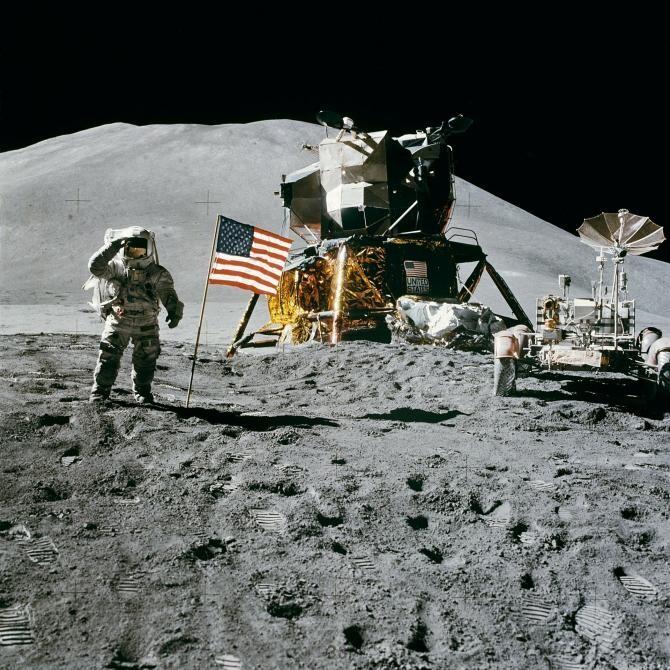 Oamenii de știință vor să construiască un seif al Apocalipsei pe Lună  /  Foto cu caracter ilustrativ: Pixabay