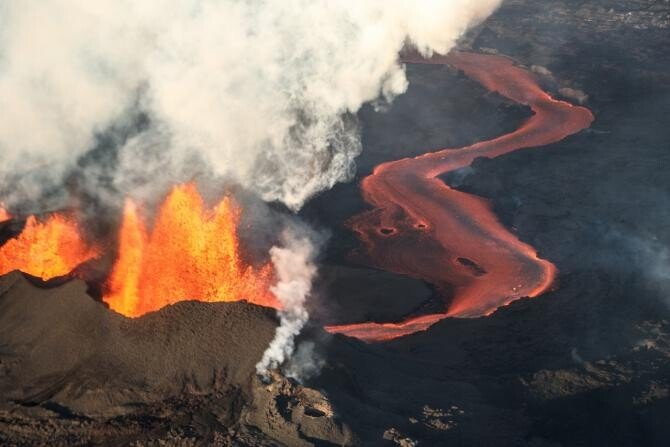 Autoritățile islandeze au anunțat o posibilă erupție în curs de desfășurare / Imagine de jmarti20 de la Pixabay