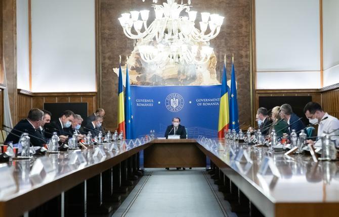 Premierul Cîțu a aprobat. Noi secretari de stat: Daniela Nicolescu la Ministerul Economiei şi George-Sergiu Niculescu, Akos Derzsi, Dan-Dragoş Drăgan, la Ministerul Energiei