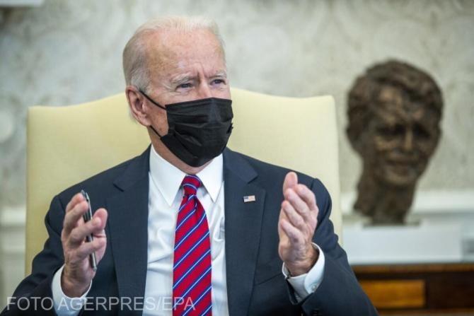 Preşedintele Joe Biden va semna un ordin executiv pentru a facilita accesul la vot