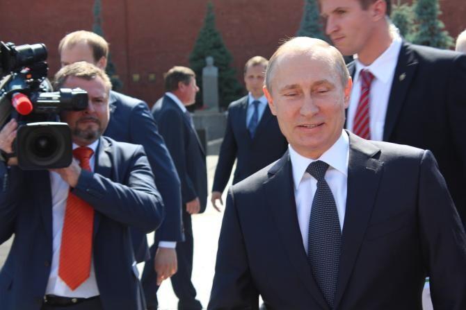"""Președintele Lituaniei l-a numit """"ucigaș"""" pe Vladimir Putin   /   Sursă foto: Pixbay"""
