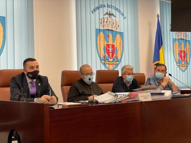 Restricțiile din Sectorul 5, suspendate / Foto Facebook Primăria Sectorului 5 București