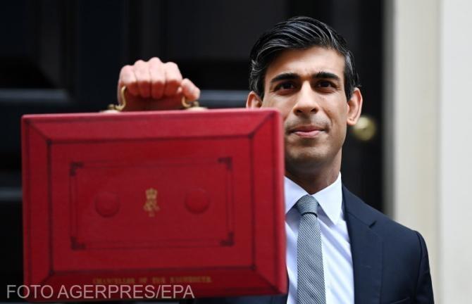 Rishi Sunak a prezentat bugetul