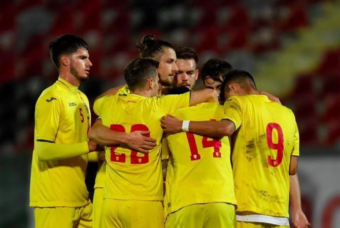 România U21 - Olanda U21. Andrei Ciobanu: Am demonstrat că românii au valoare şi se pot bate de la egal la egal cu oricine - video