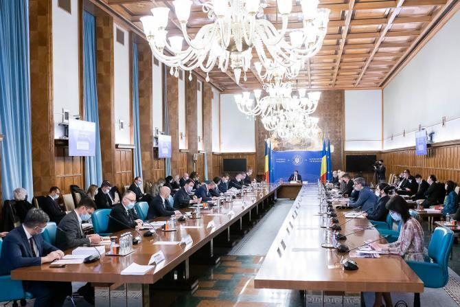 Guvernul, două ședințe pentru miercuri