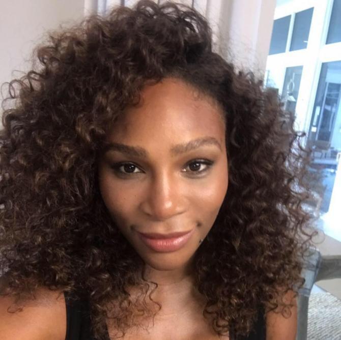 Facebook Serena Williams
