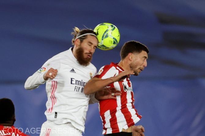 Sergio Ramos a jucat doar un meci pentru madrileni de la revenirea de după accidentare