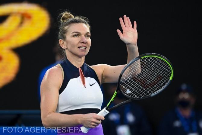 Simona Halep: Obiectivul este un Grand Slam şi o medalie olimpică, nu de clasament