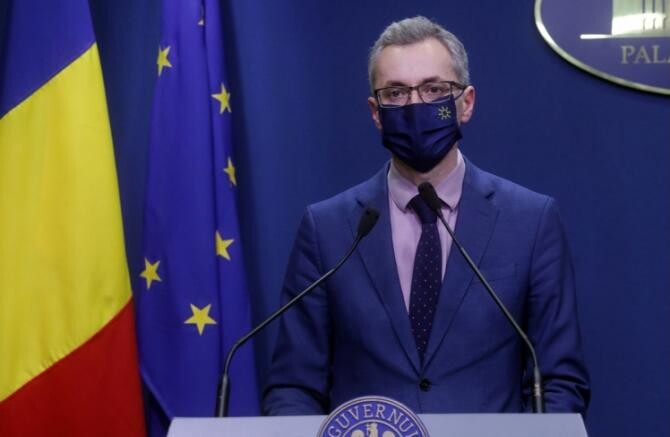 Ministrul Justiției, Stelian Ion / Foto gov.ro