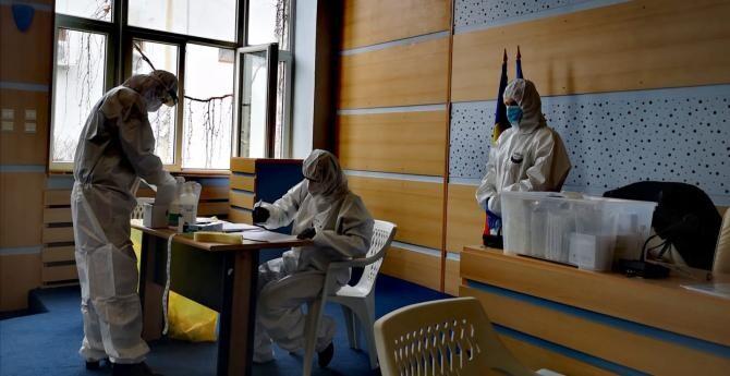 Testarea personalului la Primăria Sectorului 6  Foto: Facebook Primăria Sectorului 6