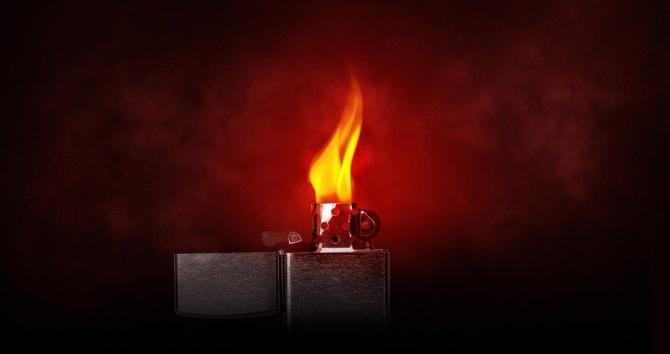 Trei incendii au fost provocate în Galați, în noaptea de vineri spre sâmbătă / Imagine de Comfreak de la Pixabay